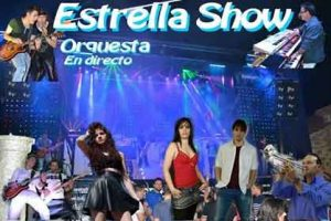 Espectaculos M&DR - Estrella-Show