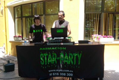 Disco-Animacion Star-Party 1