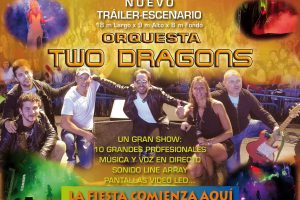 Orquesta Two Dragons - 2 (Comprimida)